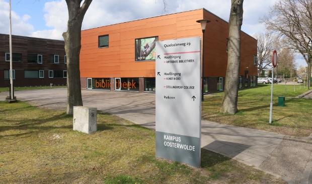 <p>Hier de bibliotheek van Oosterwolde, waar Rabobank als pilot een servicepunt in gaat vestigen vanaf maandag 21 juni 2021.</p>