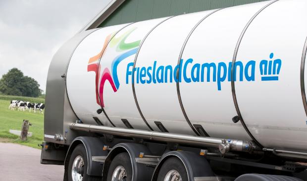 Personeel van Friesland Campina in Wolvega gaat staken voor een betere cao.