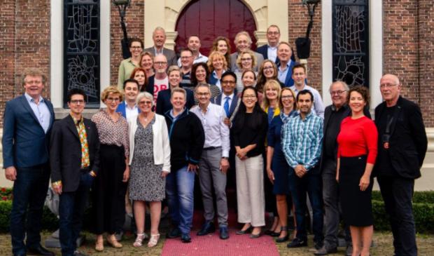 De gemeenteraad van Heerenveen.