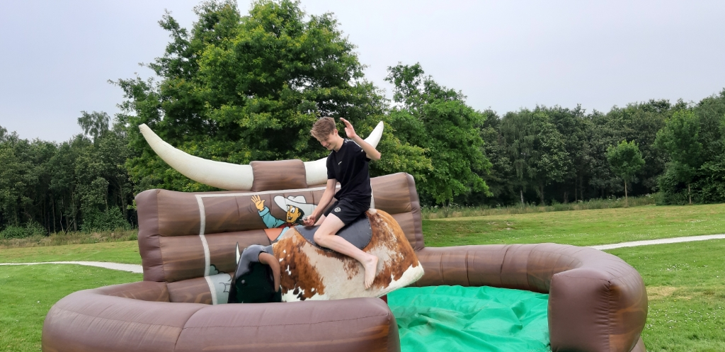 Rodeo rijden Foto: Pure Passion for Youth © Rondom De Stellingwerven