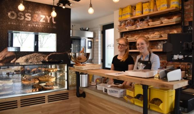 Oss&Zyl - Bakery Bubbles & Bites is een prachtige aanwinst voor de omgeving.