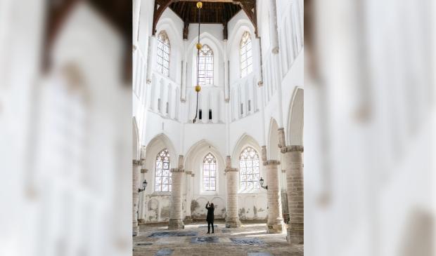 Grote Kerk in Brouwershaven