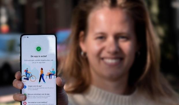 De CoronaMelder-app wordt flink gedownload