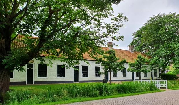 <p>Conyershuisjes Noordgouwe</p>