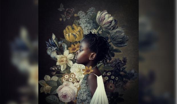 African Flower 2021. Winnaar Siena Photography Award 2021.