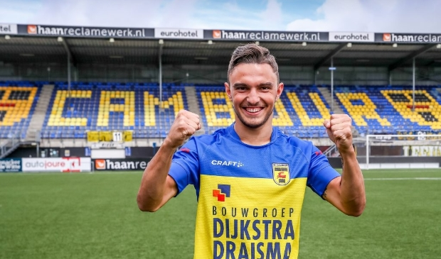 SC Cambuur verwelkomt Tamás Kiss.
