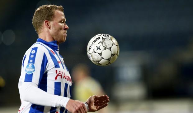 Henk Veerman nam twee doelpunten voor zijn rekening.