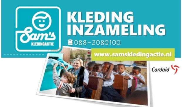 <p>Sam&rsquo;s Kledingactie voor schoolkinderen in Oeganda</p>