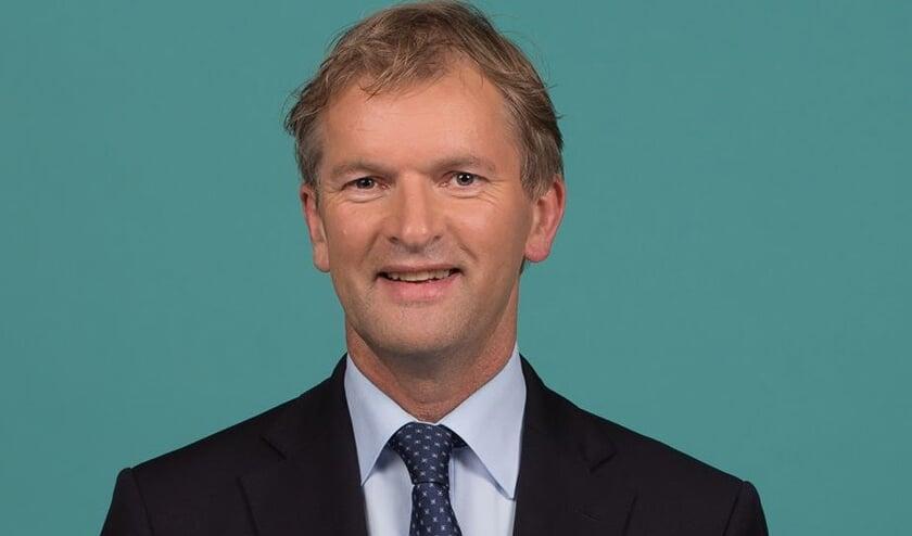 Maurits von Martels is een van de drie Kamerleden aan wie vragen kunnen worden gesteld.