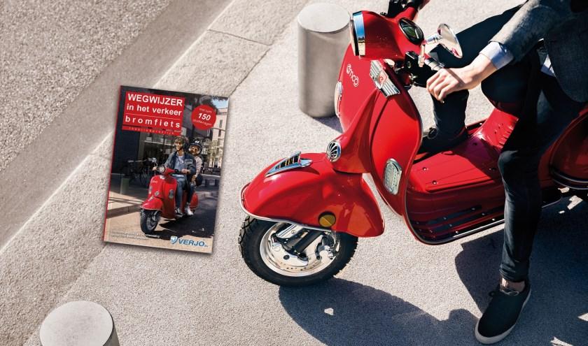 Als e-scooter is gekozen voor de e-scooter van EMCO, de belangrijkste leverancier van e-scooters in Nederland.