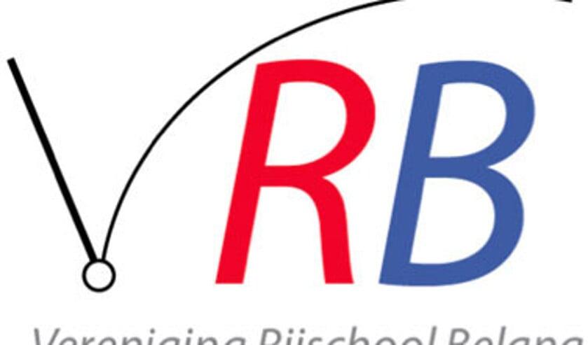 Het logo van de brancheorganisatie VRB.
