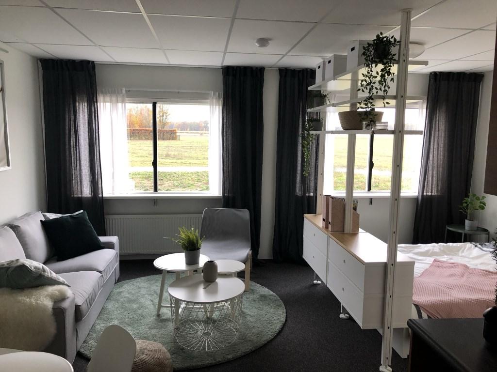 Idee van een gemeubileerd appartement  © Groeiend Best