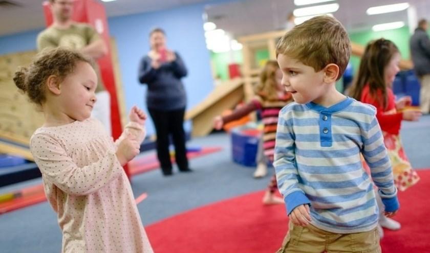 Op vrijdag 13 september start De Speelinloop bij Kindcentrum Platijn weer.