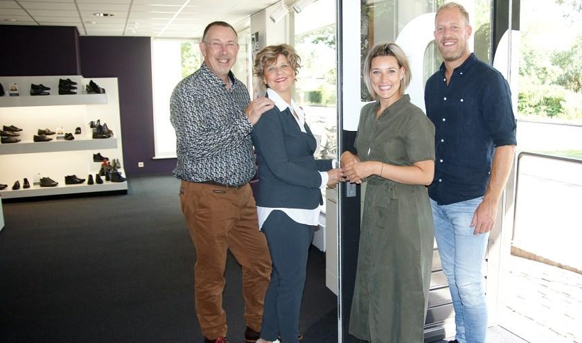 Het team van Kelders Comfortschoenen.