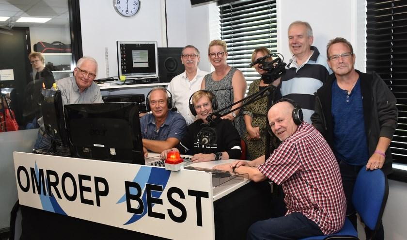 Afgelopen zaterdag zette Omroep Best de deuren open voor belangstellenden. Foto: Marijke Vermeulen