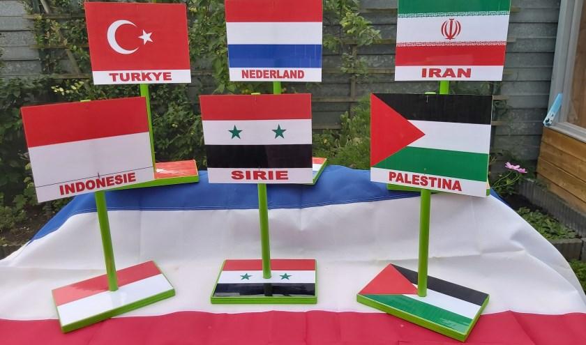 Inwoners van Best uit zes verschillende landen werken mee aan de Burendag.