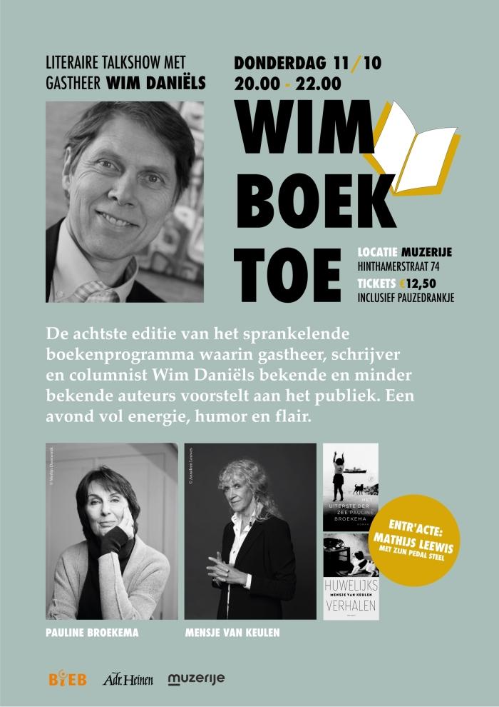 Activiteit Wimboektoe Met Oa Mensje Van Keulen Bossche