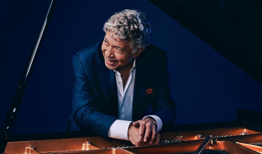 Monty Alexander is een van de grote publiekstrekkers tijdens deze editie van Jazz in Duketown. Foto: Monty Alexander