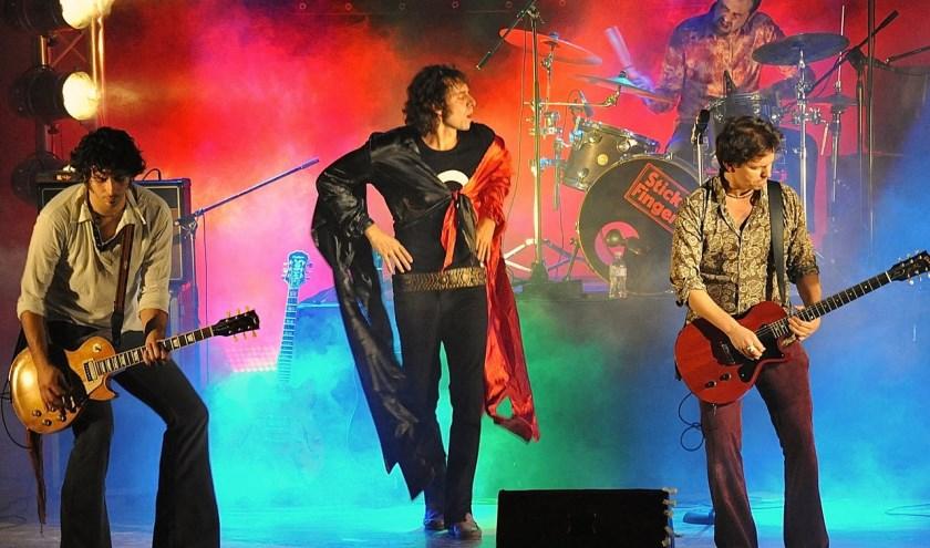 Sticky Fingers vertolkt The Rolling Stones zoals het hoort