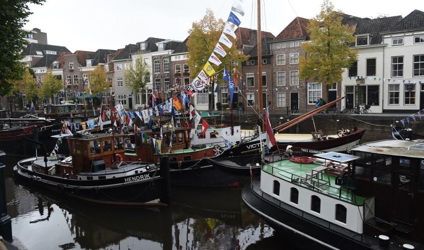 Volop sfeer tijdens Maritiem 's-Hertogenbosch. Foto: Henk van Esch