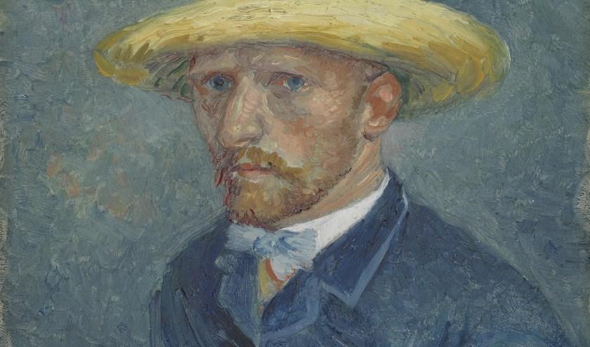 Dit zelfportret maakte Vincent van Gogh in de zomer van 1887. Het Van Gogh Museum leende het uit aan Het Nb Museum. Foto: Maurice Tromp Museum