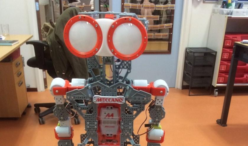 Robot MOL073