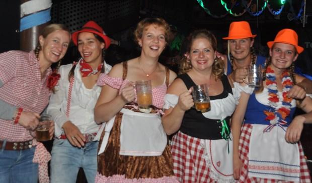 Oktoberfest in De Koog.
