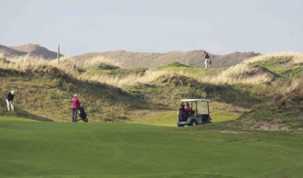 Golfbaan de Texelse.