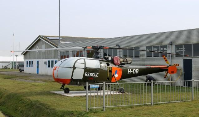 Vliegveld Texel.