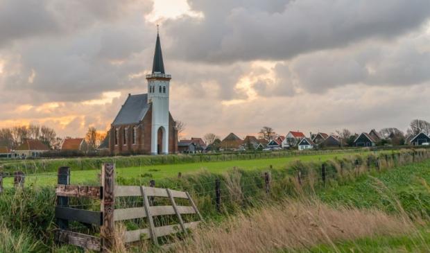 Kerkje van Den Hoorn.