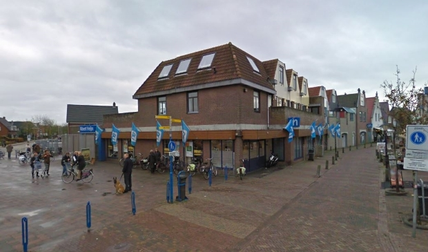 <p>Albert Heijn aan de Waalderstraat.</p>
