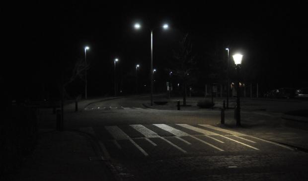 <p>Nachtelijk Texel.</p>