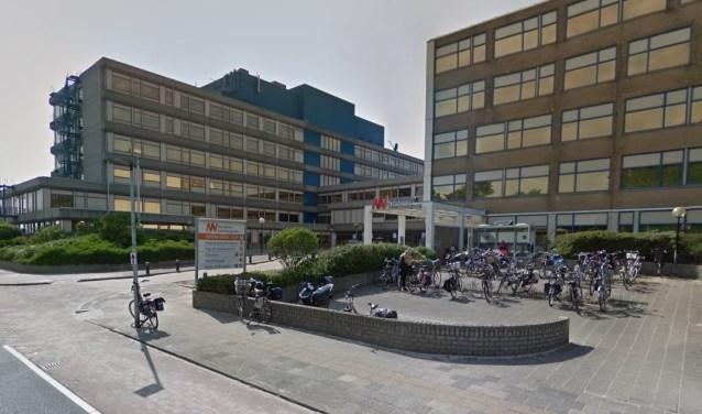 Het ziekenhuis in Den Helder.