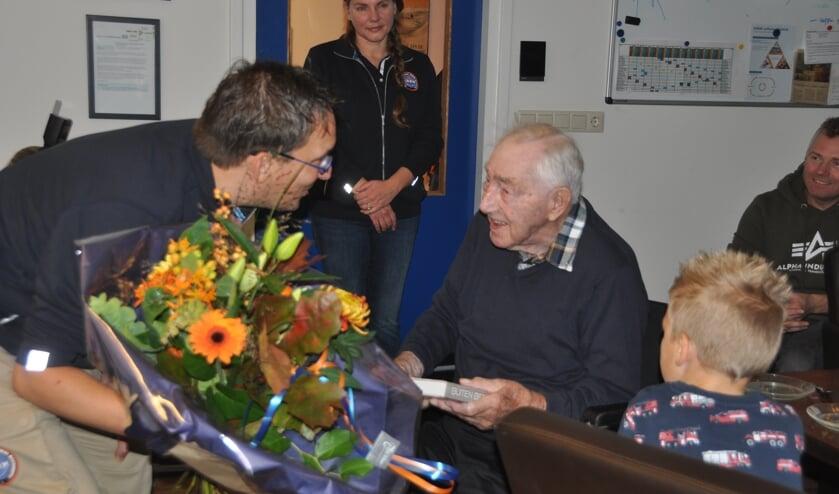 Waardering van burgemeester Uitdehaag voor Gerrit Hoogerheide.