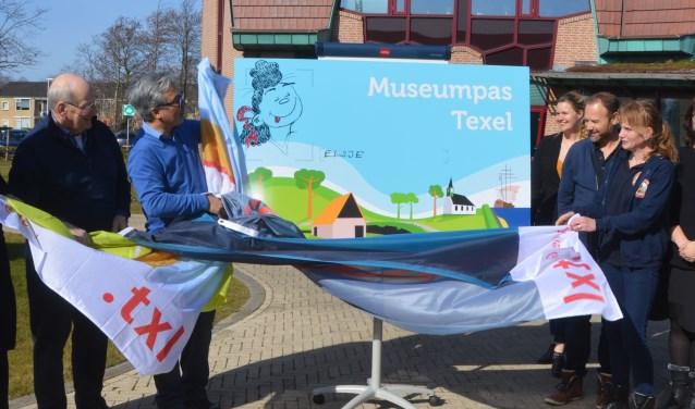De museumpas werd in 2018 officieel onthuld bij het gemeentehuis.