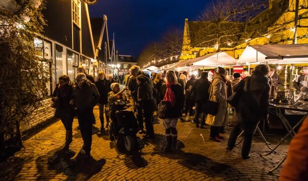 <p>Kerstmarkt in 2019</p>