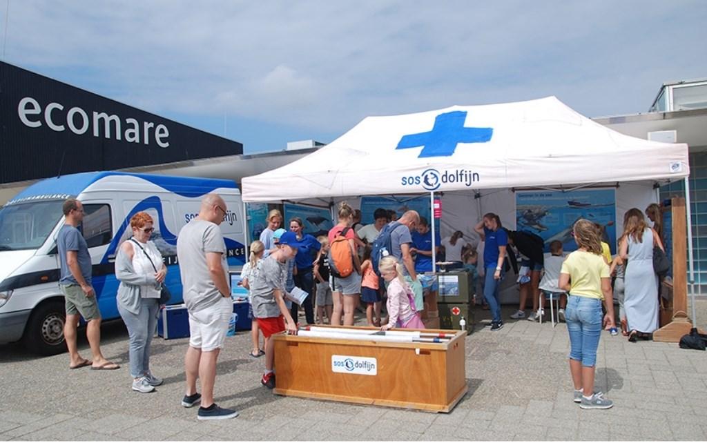 Het Walvisziekenhuis van SOS Dolfijn  © Mediabureau Langeveld & De Rooy
