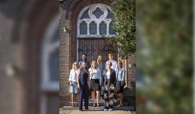 <p>Het team van Bremer voor de kerk!&nbsp;</p>