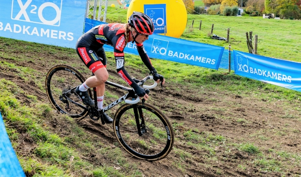<p>Afgelopen weekend kwam Betsema in actie tijdens de Vlaamse klassieker de Koppenbergcross.</p>