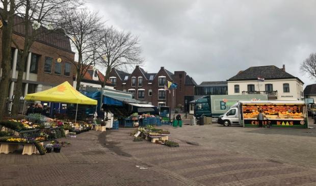 <p>Warenmarkt Den Burg.</p>
