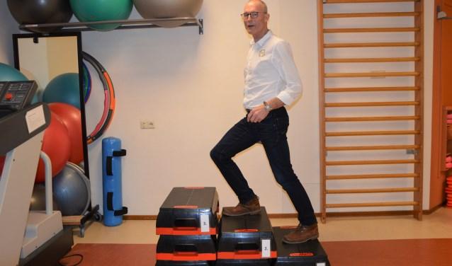 Met fysiotherapeut Gerard Arkenbout in drie stappen aan de slag met de app Netwerk Artrose.