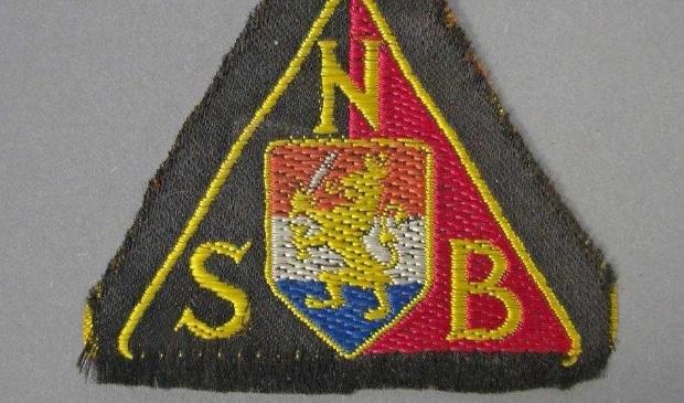 Mouwinsigne van de NSB.