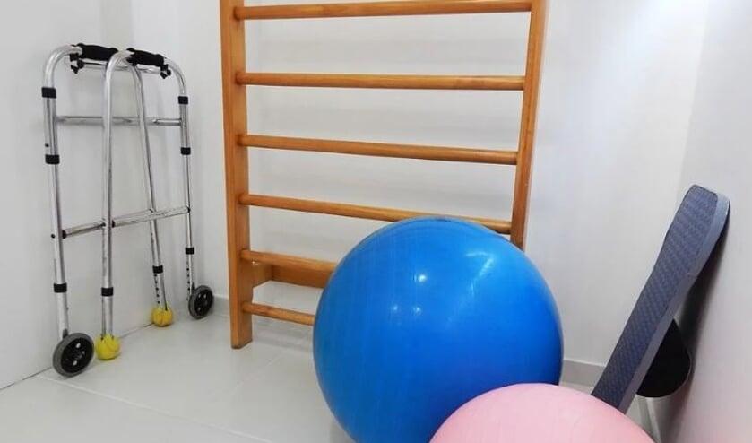 Fysiotherapie.