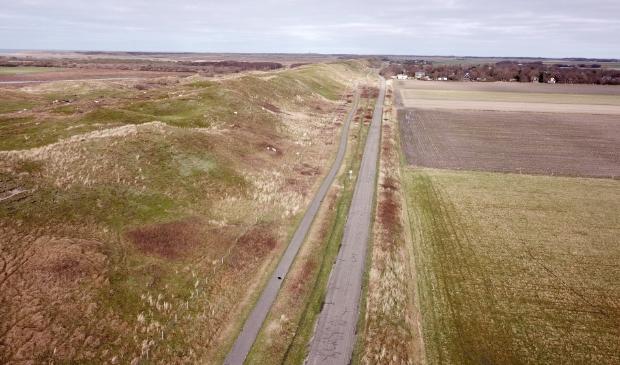 <p>Fietspad Zanddijk</p>