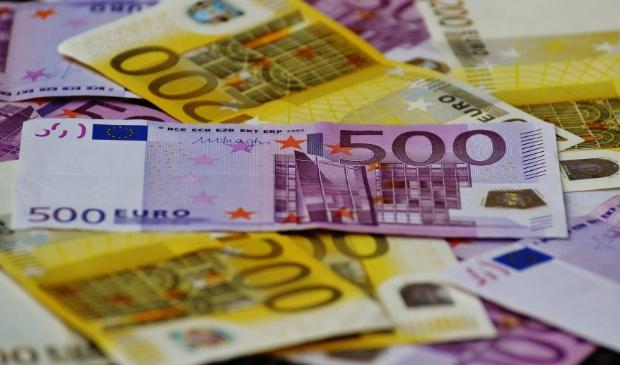 <p>Geld.</p>