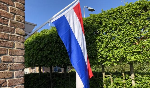 Vandaag is het precies 75 jaar geleden dat Texel officieel werd bevrijd. De vlag mag daarom worden gehesen!