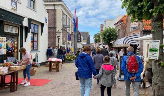 Centrum van Den Burg.