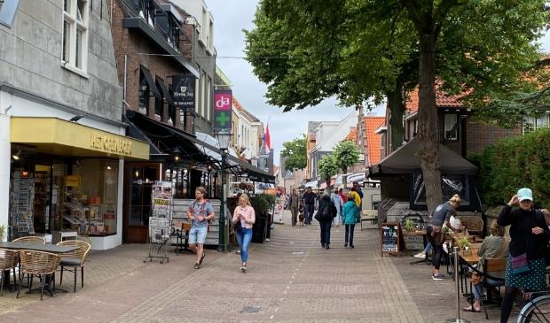 <p>Centrum van Den Burg.</p>