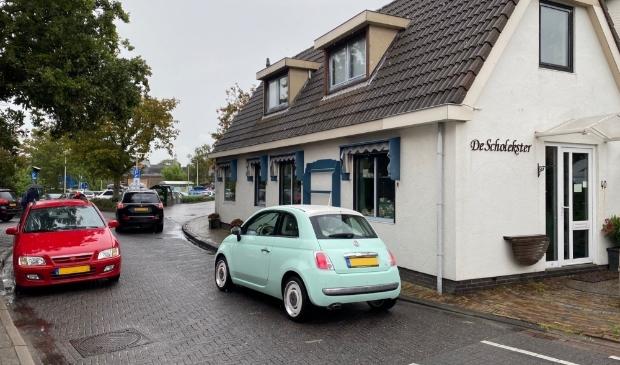 <p>Het perceel Gasthuisstraat 40 in Den Burg.</p>