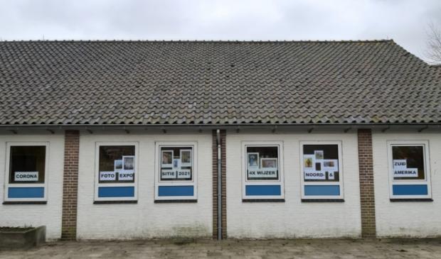 De expositie bij de Thijsseschool.